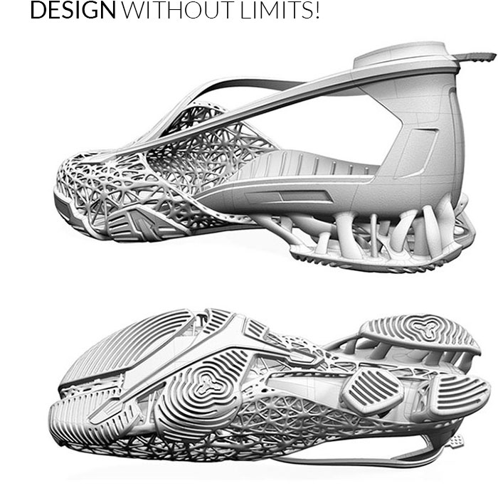 Design without limits!